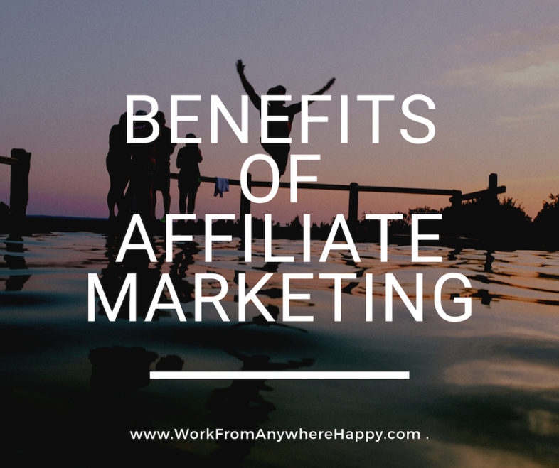 benefits of affiliate marketing for beginners