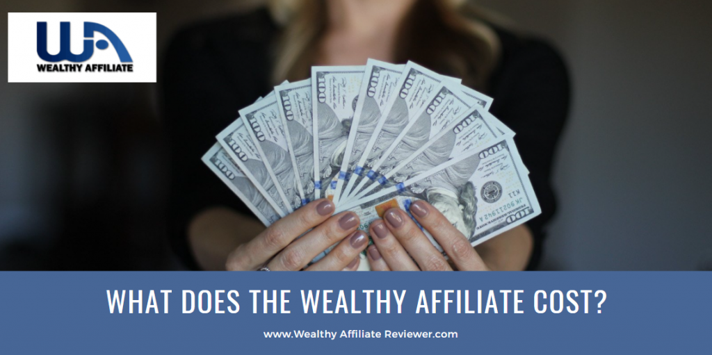 what does wealthy affiliate cost